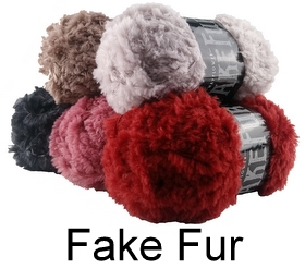 Fake Fur pelsegarn