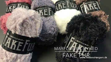 Fake Fur pelsgarn