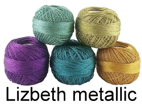 Lizbeth Metallic nr. 20