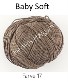 Baby Soft farve 17 brun